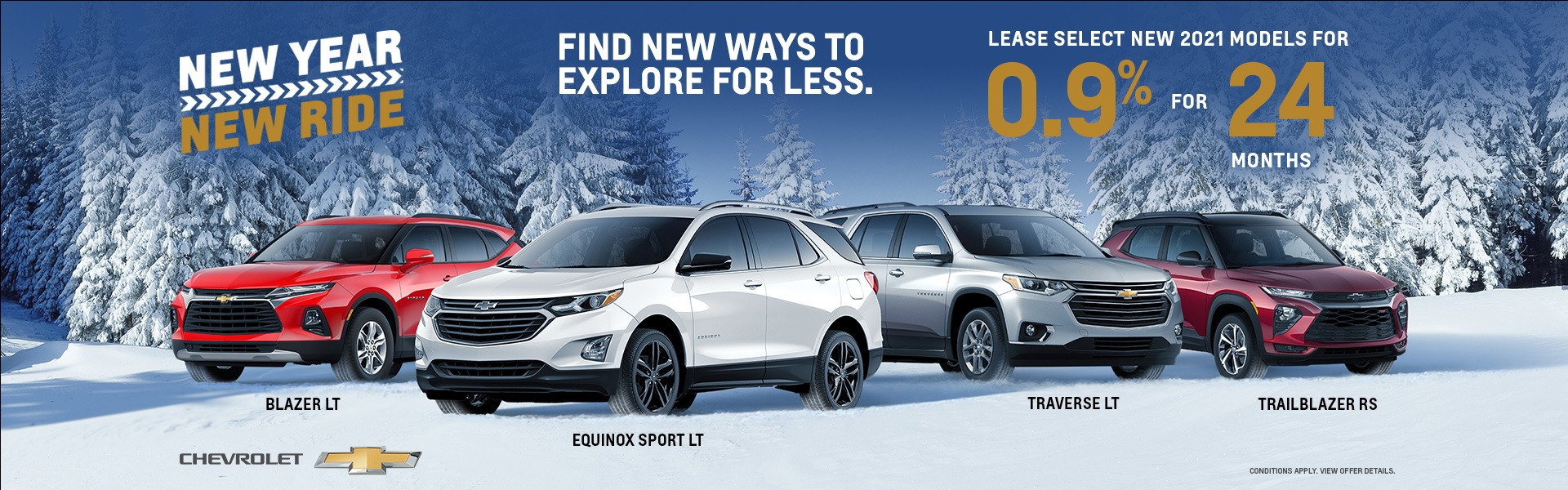 Chevy Specials Offers Incentives Jack Carter Northstar GM Cranbrook BC
