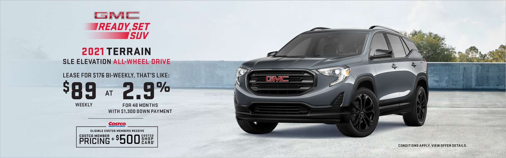 GMC Specials Offers Incentives Jack Carter Northstar GM Cranbrook BC