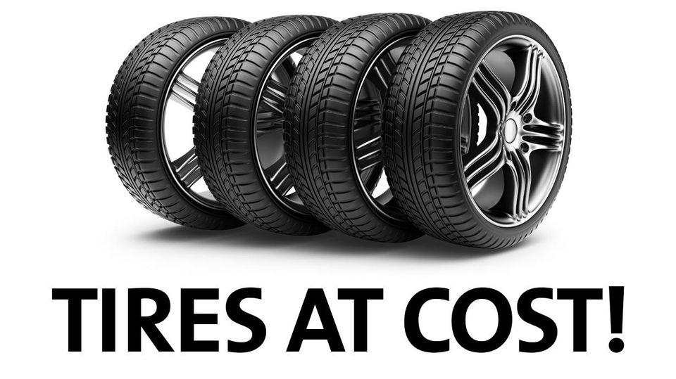 Tires At Cost Special Offer Jack Carter Northstar GM Cranbrook